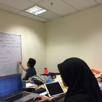 Photo taken at The Learning Resource Centre (LRC) by Fatin A. on 5/21/2015