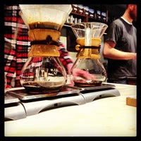 Photo taken at Elixr Coffee Roasters by Jay D. on 2/2/2013