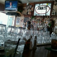 Photo taken at Jimmy's Old Town Tavern by Charlie R. on 10/11/2012