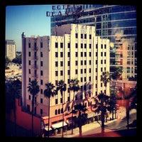Photo taken at Hotel De Anza by Kirin R. on 7/12/2013