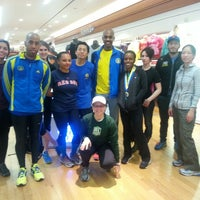Photo taken at New York Running Company by Ada O. on 4/17/2013