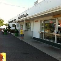 Photo taken at Heisler's Cloverleaf Dairy Bar by Cheryl U. on 7/24/2013
