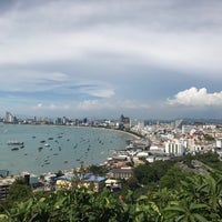 Photo taken at Pattaya City by Patricia O. on 4/18/2017