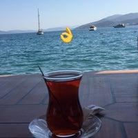 Photo taken at Torba Sahil by Mehmet D. on 8/27/2017