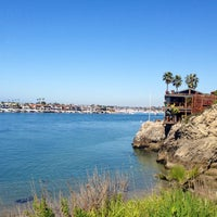 Photo taken at Corona del Mar State Beach by Tracy R. on 2/22/2013