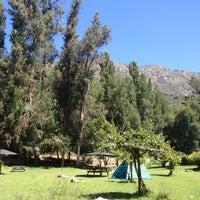 Photo taken at Camping el Toyo by Sergio N. on 3/3/2013