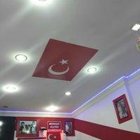 Photo taken at Tatlıses Çiğ Köfte by Yasin Y. on 4/17/2016