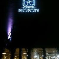 Foto tirada no(a) Shopping Rio Poty por Kendo N. em 9/6/2016