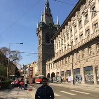 Photo taken at Praha 1 by Serkan A. on 4/19/2018
