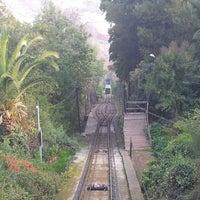Photo taken at Parque Metropolitano de Santiago by William B. on 7/13/2013
