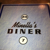 Photo taken at Minella's Main Line Diner by AARON R. on 7/20/2013