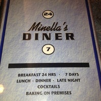 Photo taken at Minella's Main Line Diner by AARON R. on 7/10/2013