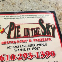 Photo taken at Pie In The Sky by AARON R. on 1/13/2013