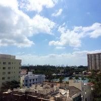Photo taken at Days Inn Oceanfront by Fefo on 3/26/2014
