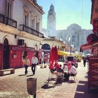 Photo taken at Mercado del Puerto by Fefo on 9/21/2012