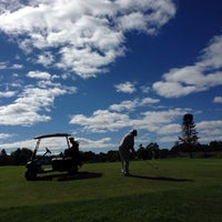 Photo taken at Freeport Golf Course by Greg S. on 9/23/2013