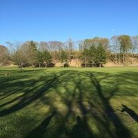 Photo taken at Riverside Municipal Golf Course by Greg S. on 5/18/2016