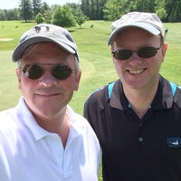 Photo taken at Biddeford Saco Country Club by Greg S. on 6/4/2016