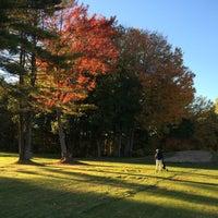 Photo taken at Riverside Municipal Golf Course by Greg S. on 10/15/2015