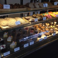 Photo taken at Champagne French Bakery Cafe by Geoffrey V. on 4/20/2014