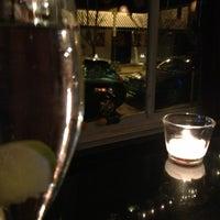 Photo taken at Meritage Restaurant & Wine Bar by Geoffrey V. on 12/21/2012