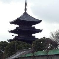 1/15/2013にToshiharu M.が東寺 (教王護国寺)で撮った写真