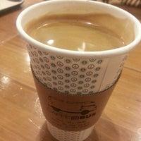 Photo taken at CAFFE INBUS by jjong. J. on 1/30/2014