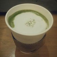 Photo taken at CAFFE INBUS by jjong. J. on 2/21/2014