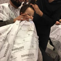 Photo taken at Toni&Guy by Derya B. on 1/7/2017