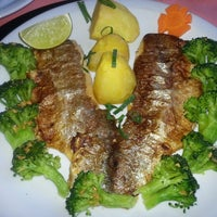 Photo taken at Restaurante Pucci by Iran A. on 5/11/2013