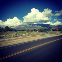 Photo taken at Arroyo Del Oso Golf Course by Alejandro R. on 9/19/2013
