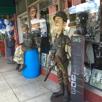 Photo taken at Golden West Supply Army/Navy Store by Natalie K. on 11/28/2015