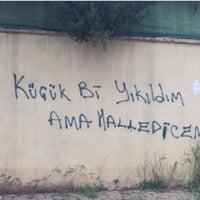 5/15/2017 tarihinde Esraaziyaretçi tarafından İstasyonaltı'de çekilen fotoğraf