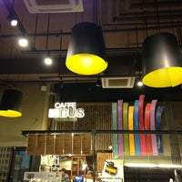 Photo taken at CAFFE INBUS by JH on 7/29/2013