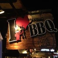 Photo taken at I Love Backyard BBQ by Lun L. on 11/15/2012
