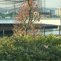 Photo taken at 南千田橋 by Demiyo M. on 12/18/2016