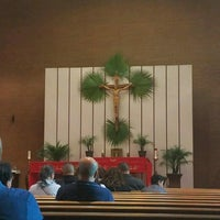 Photo taken at St. Charles Borromeo by Cyaneel M. on 4/9/2017