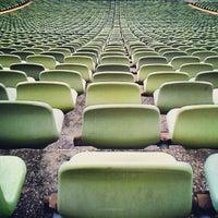 Photo taken at Olympic Stadium by Anton B. on 10/29/2013