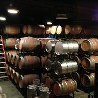 Photo taken at Brooklyn Winery by Adam B. on 1/27/2013