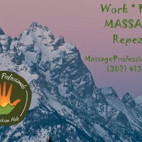 Photo taken at Massage Professionals of Jackson Hole by Massage Professionals of Jackson Hole on 8/8/2015