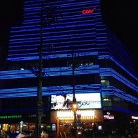 Photo taken at CGV Apgujung by 병희 여. on 9/20/2013