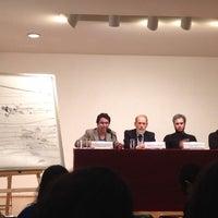 Das Foto wurde bei Sala Adamo Boari von Mónica P. am 10/31/2013 aufgenommen