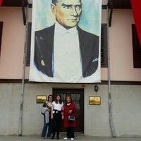Photo taken at Atatürk Evi ve Müzesi by Feyza B. on 4/24/2016