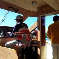 Photo taken at Cruise @ Sun Moon Lake by Hu T. on 1/21/2013