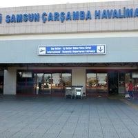 Photo taken at Samsun Çarşamba Airport (SZF) by Kamil D. on 8/5/2013