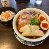 3/16/2018にYoshiaki N.がらぁ麺 紫陽花で撮った写真