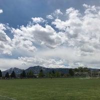 Photo taken at Pleasant View Sports Complex by Saitaan B. on 5/21/2017