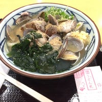 Photo taken at Marugame Seimen by Rie on 3/10/2017
