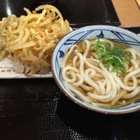 Photo taken at Marugame Seimen by Rie on 11/10/2016