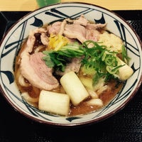 Photo taken at Marugame Seimen by Rie on 2/2/2017